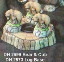 Kleine Eisbären im 3er Set