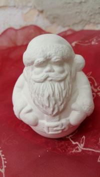 Kleiner runder Weihnachtsmann