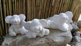 Drei kleine Mäuse Luna, Molly und Nikita