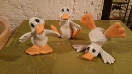3 lustige Enten
