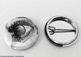 """Button sw """"Auge II"""""""