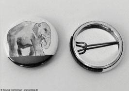 """Button sw """"Elefant IV"""""""