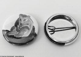 """Button sw """"Braunbär IV"""""""