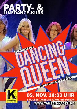 Dancing-Queen Tanzkurs - Tanzkurs ohne Tanzpartner - kostenlose Schnupperstunde +++++Aktion+++++
