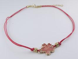 【今月の逸品】春の桜チョーカー