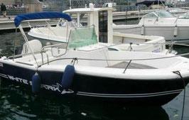 White Shark 205+150cv Yamaha