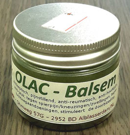 OLAC Balsem (ยาหม่องสมุนไพร ) - 50 ml