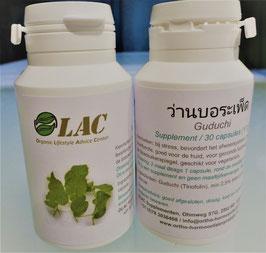 OLAC Guduchi / สรรพคุณของบอระเพ็ด - 30 capsules