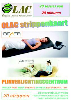 20-STRIPPENKAART > Andullatie-/Bemer-therapiematras