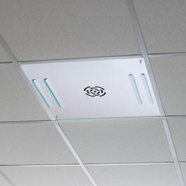 Airfixr Panel luchtzuiveringsapparaat (ozonvrij) - voor standaard systeemplafonds