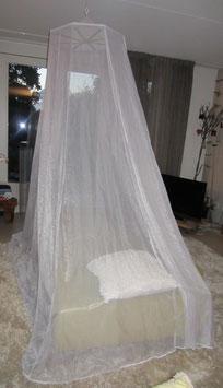 Shielding stralingswerende klamboe - éénpersoons bed