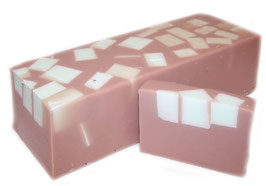 Schokolade & Minze - Handgemachte Seife