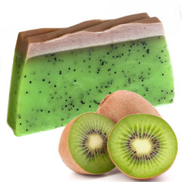 Tropische Paradiesseife - Kiwi  ca. 90 gr.