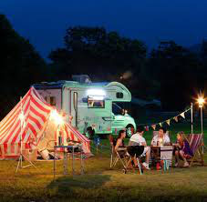 Camping pauschal pro Person pro Übernachtung