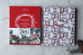 "Giftset ""Backen in der Winterzeit"" incl. personal signature"