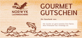 Gourmet-Gutschein