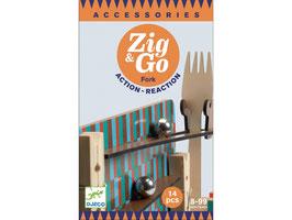 ZIG & GO 14 PIECES