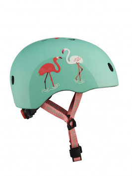 CASQUE FLAMANT ROSE