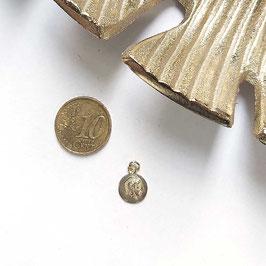 hangertje goud muntje