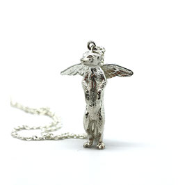 Guardian Angel incl collier