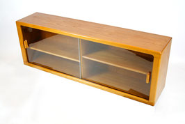 60er TEAK WAND REGAL DÄNISCHES DESIGN 60s TEAK WALL SHELF 60`s by DYRLUND