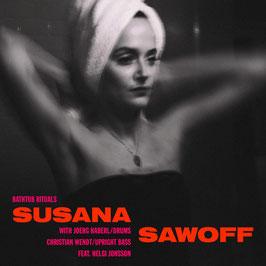 "VINYL ""BATHTUB RITUALS"" SUSANA SAWOFF"