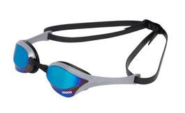 Arena Cobra Ultra Swipe  - Schwimmbrille Bishamon blue-silver