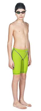 Arena Powerskin ST 2.0 Jammer Lime (Boys)