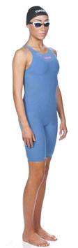 Arena Powerskin R-Evo blue powder pink (Women)