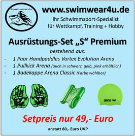 """Ausrüstungs-Set """"S"""" Premium"""