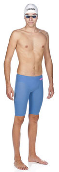 Arena Powerskin R-Evo Jammer blue powder pink (Men)