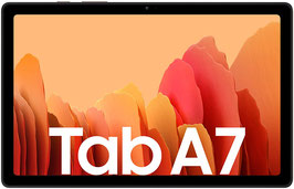 Samsung Galaxy Tab A7, Android Tablet, LTE, Gold