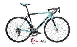 BIANCHI SPECIALISSIMA COUNTERVAIL RED ETAP ELETTRONICO 12 V.