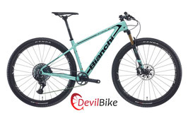 BIANCHI METHANOL CV RS 9.1 XX1 EAGLE AXS ELETTRONICO