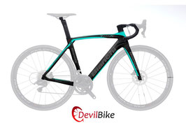 BIANCHI OLTRE XR4 COUNTERVAIL FRAME SET DISCO