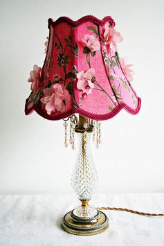 Pink Rose schemerlamp