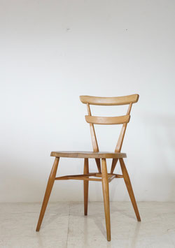 ERCOL DOUBLE BACK CHAIR