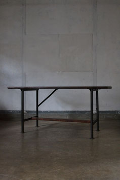 Iron Leg Table <SOLD>