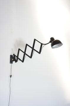 Scissor Lamp / Kaiser Idell