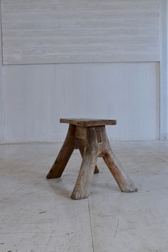 Wood stool (SOLD)