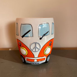 Mug VW Orange