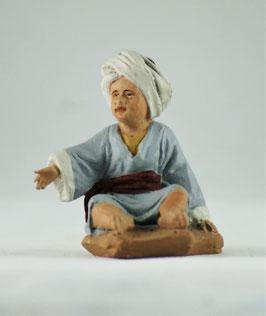 Ref.:2031 Niño sentado con turbante