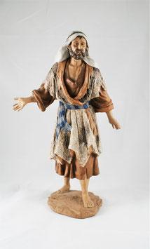 Ref.:2404 Pastor vestido con lana