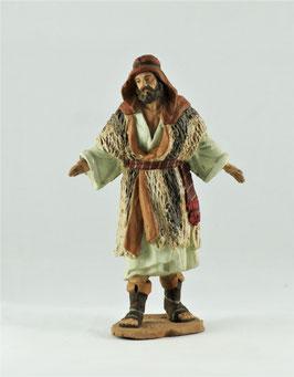 Ref.:1204 Pastor vestido con lan