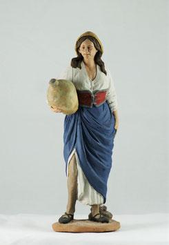 Ref.:2059 Pastora con jarra en la cadera