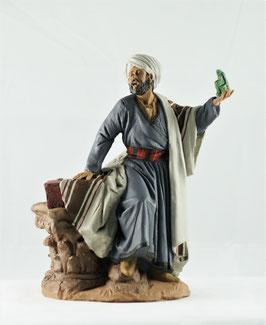 Ref.:1644 Vendedor de antigüedades