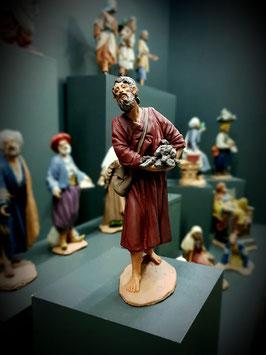 Ref.:1648 Pastor con leña