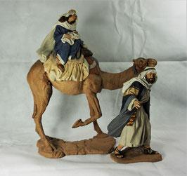 Ref.:2011 Huida a Egipto en dromedario