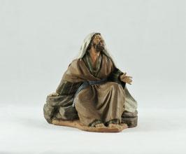 Ref.:1206 Pastor sentado