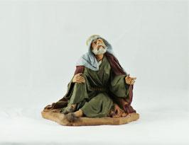 Ref.:1408 Anciano sentado